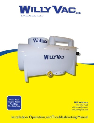 Willy Vac Installation Manual