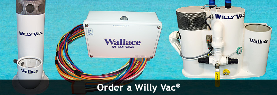 Order a Willy Vac®