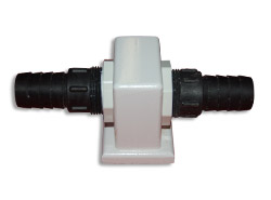 Fixed Mount Hose Coupler