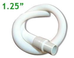 Flexible Hose: 1.25